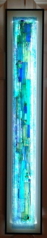 LED Wall Sculptures – K4 GlassArt